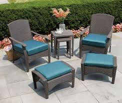Patio Conversation Sets Sale by Hampton Bay 6 Pc Wicker Conversation Patio Set Only 349 30 At