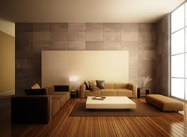 simple modern and elegant interior design of living room with