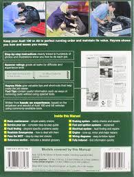 audi 100 u0026 a6 owner u0027s workshop manual haynes service and repair