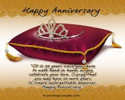 50th wedding anniversary greetings 50th wedding anniversary messages wordings and messages