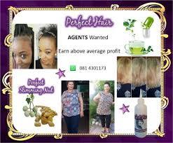 Seeking Mpumalanga Hair Is Seeking Sales Agents For Hair Grow Tonic Green