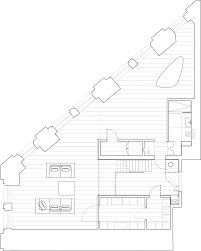 Floor Plan Of An Office by Victorian Post Office Converted Into An Apartment By 1508 London