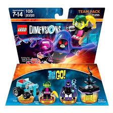 lego dimensions teen titans team pack target