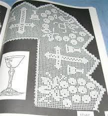 imagenes religiosas a crochet hand crocheted religious lace insert made in by maisondelinge