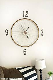 Wall Decor Home Goods Wall Clock Handmade Wall Clock Designs Home Goods Wall Clocks