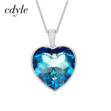 crystals fashion necklace images Cdyle crystals from swarovski necklace women pendants fashion jpg
