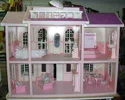 De Plan Barbie Doll Furniture by 62 Best Barbie Doll House Images On Pinterest Board Dolls And Girls