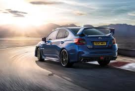 subaru ute 2018 subaru wrx sti final edition says goodbye to an era