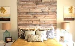 Reclaimed Wood Headboard Bedroom Surprising Diy Headboard Diy Headboard Painted Headboard