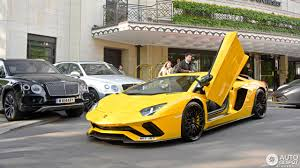 Lamborghini Aventador S Lp740 4 9 May 2017 Autogespot