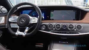 2018 mercedes amg s63 first drive fiercely relaxing slashgear