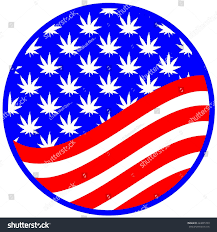 Colorado Flag Marijuana Marijuana Leaf Circle Stock Illustration 224895790 Shutterstock