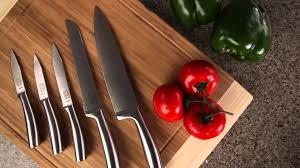 chicago cutlery elston block set youtube