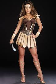 remember the trojans warrior womens costume 276540