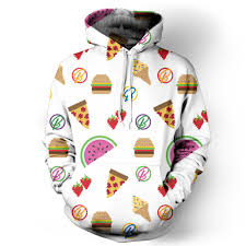 compare prices on burger hoodie online shopping buy low price
