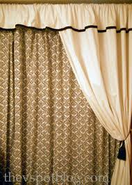 Window Curtain Ideas For Bathroom To Make How To Make A No Sew Shower Curtain Aka I Have A Close Personal