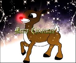 120 rudolph red nosed reindeer images
