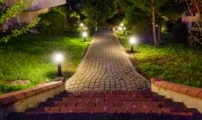 Affordable Landscape Lighting Landscape Lighting Winter Fl Unlimited Property Solutions