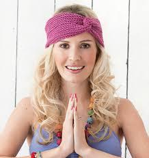 yoga headband tutorial twisted headband crochet pattern crochet and knit