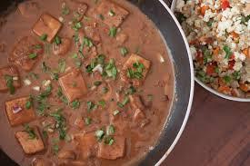 hoisin tofu u0026 mushroom stir fry with homemade hoisin sauce recipe