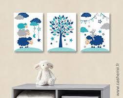 stickers décoration chambre bébé stickers muraux hibou etsy