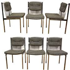 Lucite Dining Chair Chrome And Lucite Dining Chairs Set Of 6 Dining Chair Set