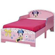Minnie Mouse Childrens Bed Frame Frame Decorations
