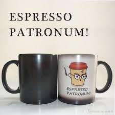 best mugs espresso patronum harry potter mug sensitive ceramic coffee tea