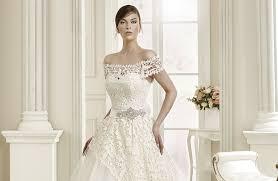 Bella Wedding Dress Nova Bella Bridal Off The Lace Shoulder Wedding Dress