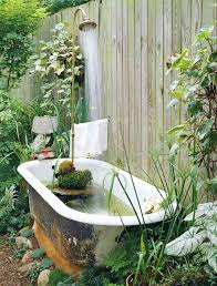 Backyard Ponds And Fountains Make An Old Claw Foot Tub Into A Backyard Fountain Pond Hybrid