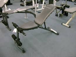 Marcy Adjustable Bench Home Fitness Solutions