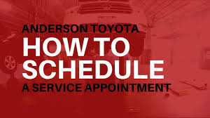 lexus loves park il anderson toyota how to schedule a service appointment rockford il
