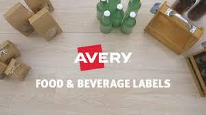 avery 22807 easy peel 2