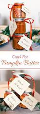 crock pot pumpkin butter u0026 thanksgiving hostess gifts under 20
