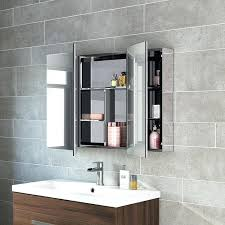 recessed bathroom mirror cabinet bathroom mirror with cabinet mirror storage cabinet wood bathroom