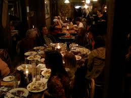 photos thanksgiving on island kcrw food
