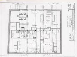 plan appartement 3 chambres appartement 4 étoiles 12o m2 plein sud sur mont blanc 3 chambres 2