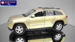 maisto jeep grand cherokee laredo gold hd youtube