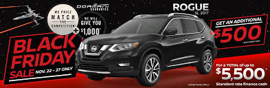 2017 nissan rogue black black friday 2017 rogue dormani nissan gatineau promotion in