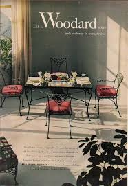 Lee Patio Furniture by Wrought Iron Table 4 Chairs Cushions By Moonstruckcottage On Etsy