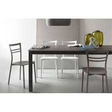 eminence cb 4724 w 200 extendable table by connubia calligaris