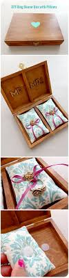 21 diy ring boxes that will beautify and add to a special