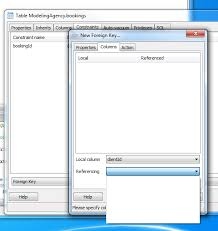 find all foreign keys referencing a table sql server postgresql pgadmin when trying to make a foreign key