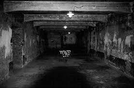 th e chambre b photos europe poland auschwitz i gas chamber b w
