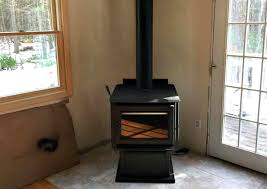 regency f3500 wood stove installation in sturbridge ma mainline