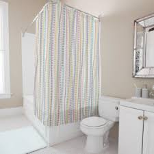 Pastel Coloured Curtains Pastel Shower Curtains Zazzle Co Uk