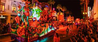 Universal Islands Of Adventure Map Mardi Gras Universal Studios Florida
