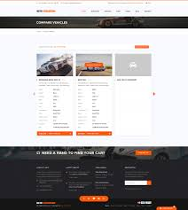 auto showroom car dealership joomla template by templaza