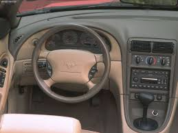1996 Mustang Gt Interior Ford Mustang Gt Convertible 2001 Pictures Information U0026 Specs