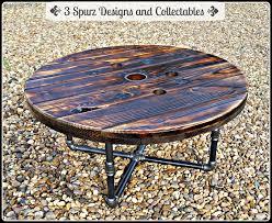 3 spurz dandc repurposed refurbished creations wooden spool